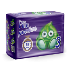 Pannolini Pillo Tg.3