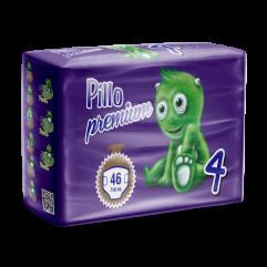 Pannolini Pillo Tg.4