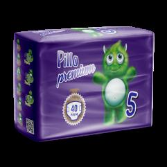 Pannolini Pillo Tg.5
