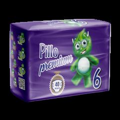 Pannolini Pillo Tg.6