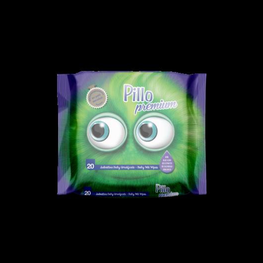 Salviettine Pillo Pocket